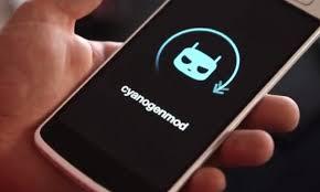 Smartphone Cyanogen