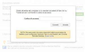 Chrome-Remote-Desktop-codice-di-accesso