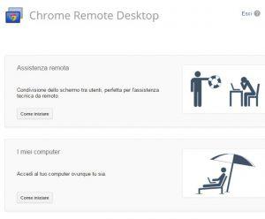 Chrome-Remote-Desktop-iniziare