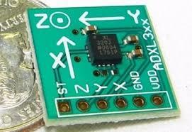 Arduino-accelerometro