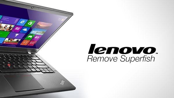 Lenovo-notebook-superfish
