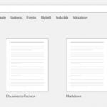 Microsoft Word: Un Modello Su Misura