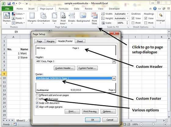 Guida completa su Excel