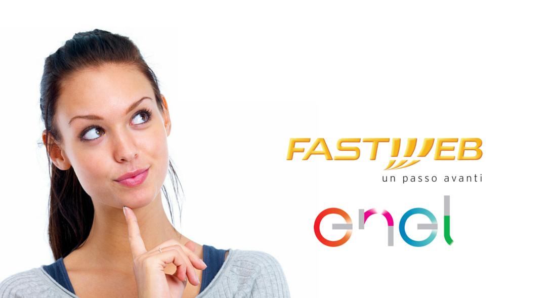 Alleanza Fastweb Enel Energia