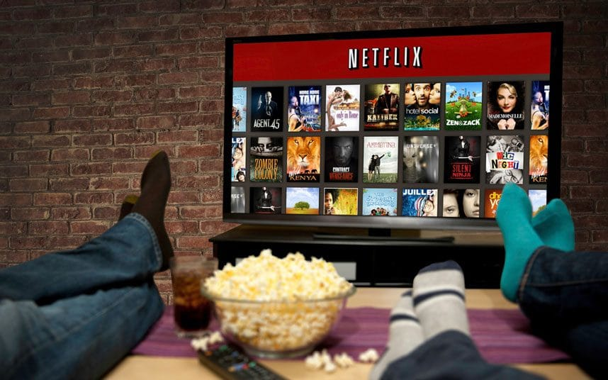 Netflix : Visto Da Vicino